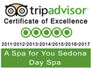TripAdvisor Reviews of A Spa for You Sedona Day Spa Click here